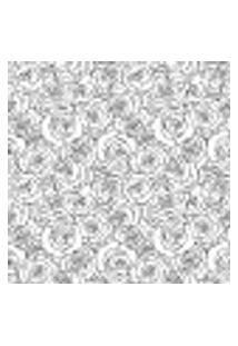 Papel De Parede Adesivo - Rosas - 126Ppf