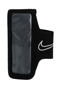Braçadeira Porta-Celular Nike Lightweight Arm Band 2.0 - Preto