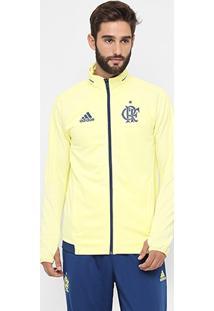 Jaqueta Flamengo Adidas Treino Masculina - Masculino