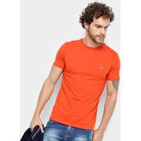 7f1c744a311fa Camiseta Lacoste Básica Jersey Masculina - Masculino