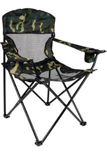 Cadeira Nautika Dobrável Fresno - Unissex