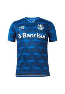 Camisa Umbro Grêmio Oficial Iii 2019 Masculina