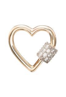 Marla Aaron Pingente Com Diamante - Metallic