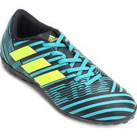 5a0d24b02b370 Netshoes. Chuteira Society Adidas Nemeziz 17.4 Tf - Unissex