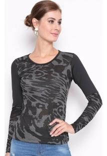 Blusa Estilo Boutique Animale - Feminino