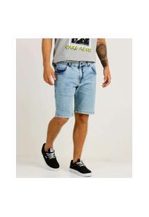 Bermuda Masculina Zune Jeans