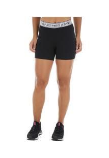 Bermuda Colcci Fitness - Feminina - Preto