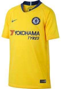 Camisa Nike Chelsea Ii 2018/19 Torcedor Pro Infantil