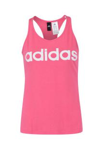 978308375490a Camiseta Regata Adidas Essentials Linear Slim - Feminina - Rosa