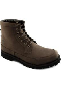 Bota Timberland Original Leather High Masculino - Masculino-Marrom