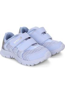 Tênis Infantil Ortopé Flex Masculino - Masculino-Azul