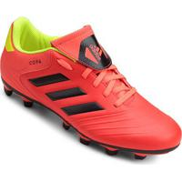 sale retailer 575c9 406b6 Chuteira Campo Adidas Copa 18 4 Fg - Unissex