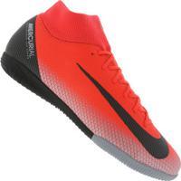 Chuteira Esportiva Nike Vermelha  2b1afc5d9daa3