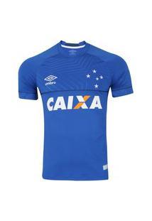 Camisa Umbro Cruzeiro Oficial I 2018 (Game)