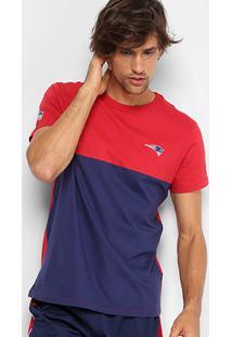 b611ee172 Netshoes. Camiseta Nfl New England Patriots New Era Tri Sport Vein Masculina  - Masculino
