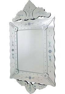 Espelho Decorativo Veneziano Lido