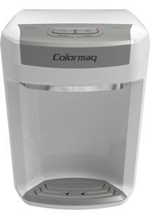 Purificador De Água Eletrônico Colormaq 66W Branco Bivolt