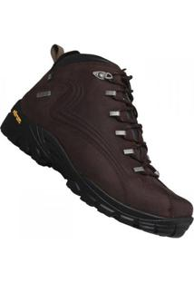 Bota Macboot Albatroz 02 Event Waterproof - Masculino-Café
