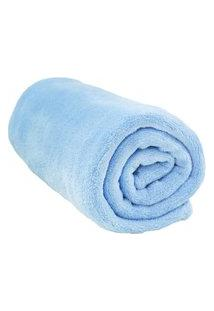 Cobertor Microfibra Mami Liso - Papi - Tamanho Único - Azul