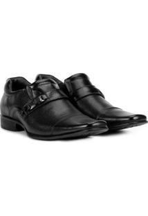 Sapato Social Couro Rafarillo Office Perfuros Masculino - Masculino