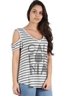 T-Shirt It'S & Co California 1206 Mescla Claro