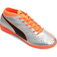 Chuteira Futsal Puma One 4 Syn It Bdp - Unissex b1e7726dea9a1