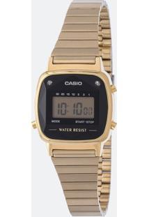 Relógio Feminino Casio La670Wgad-1Df Digital