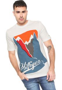 774e0bfe33 Camisetas Esportivas Branca Tommy Hilfiger