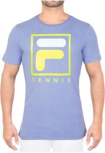 15ec4c8d0e Camiseta Fila Soft Urban Masculina - Masculino