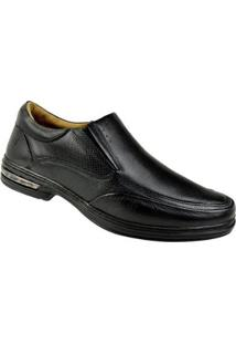 Sapato Social Rafarillo Masculino - Masculino-Preto