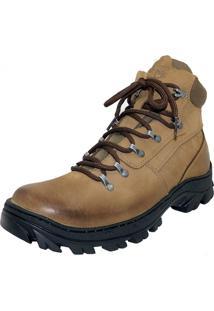 Bota Mega Boots 17001 Bege