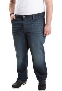 Calça Jeans Levis 541 Athletic Taper B&T Plus Size - 30003 Azul