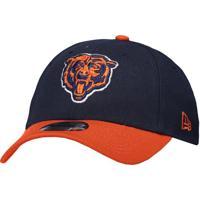 Boné New Era Nfl Chicago Bears 940 Marinho E Laranja 0e910c940b9