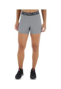 Bermuda Colcci Fitness - Feminina - Cinza Escuro
