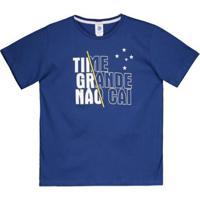 d04c87d8fd868 Camiseta Cruzeiro Big Infantil - Masculino