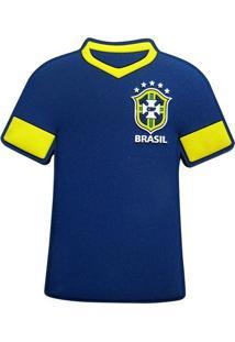 Imã Brasil Camisa Azul