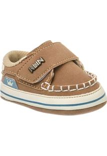 Sapato Bebê Masculino Navy - Masculino