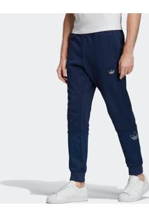 Calça Adidas Outline Sp Fts Originals Azul