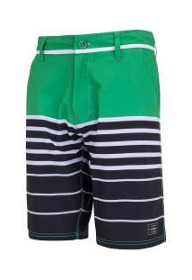 Bermuda O'Neill Boardshort 8741A - Masculina - Verde Claro