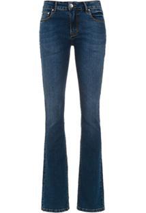 Amapô Calça Jeans New Boot Cut 'Sevilha' - Azul