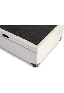 Cama Box Bau Solteiro Luxo 88 X 188
