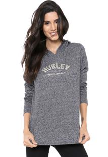 Camiseta Hurley All Day Grafite