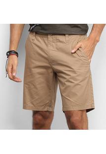 Bermuda Colcci Masculina - Masculino-Marrom