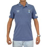 Atitude Esportes. Camisa Polo Umbro Grêmio ... 6d69bc1120010