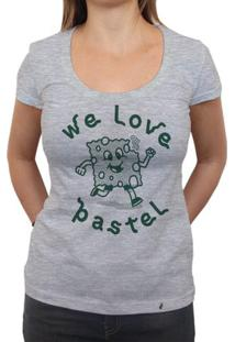 We Love Pastel - Camiseta Clássica Feminina