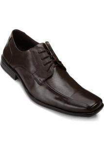 Sapato Parello Masculino 4005 - Masculino-Café