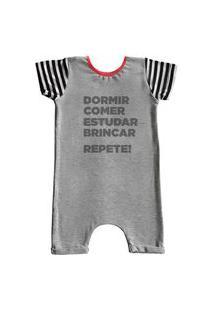 Pijama Curto Comfy Repete!