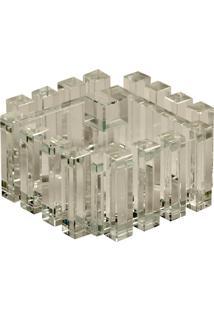 Porta-Joias De Cristal Decorativo Rameau
