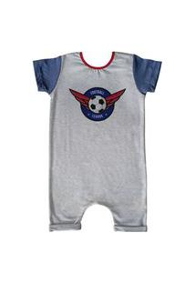 Pijama Curto Comfy Football League