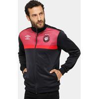 Jaqueta Athletico-Pr Umbro Hino 17 18 Masculina - Masculino b53d05cf553